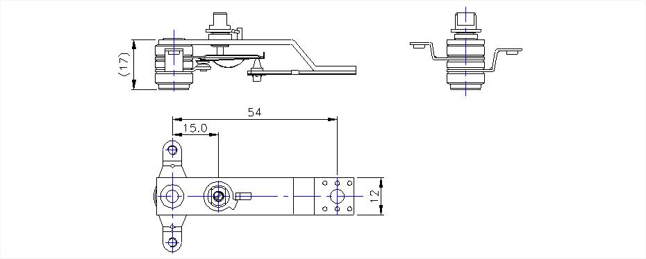 可调温控器 model ks-128